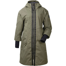 Didriksons 1913 Aino Parka Women, crocodile green